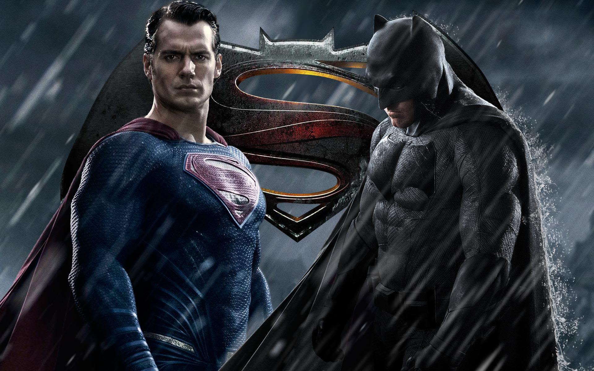Batman V Superman Dawn Of Justice Movie Trailers Wallpaper