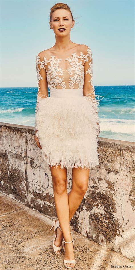 Elbeth Gillis 2017 Wedding Dresses ? ?Milk and Honey