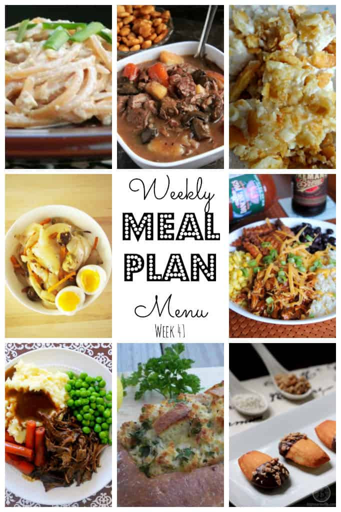 Weekly Meal Plan #41-main