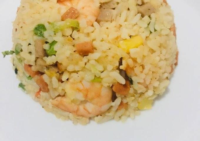 Resep Nasi Goreng korea Yang Enak