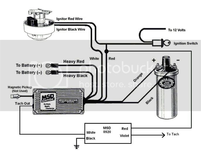 Msd Tach Adapter Wiring Diagram