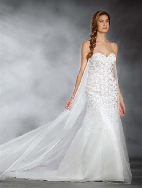 Disney Bridal Elsa 251 wedding dress from the Disney film