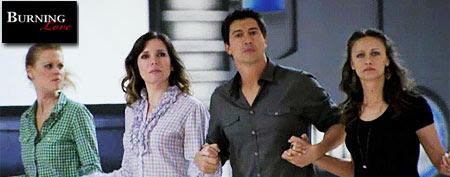 "Ben Stiller's ""Burning Love"" on Yahoo! Screen"