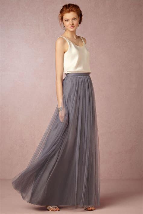 17 Best ideas about Tulle Skirt Bridesmaid on Pinterest