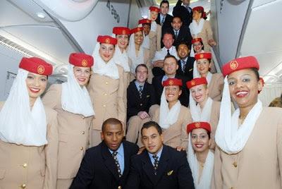 Cabin Crew Photos Emirates Airlines Cabin Crew Uniforms