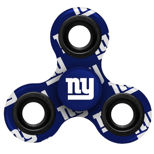 New York Giants Logo Three Way Fid Spinner NFLShop