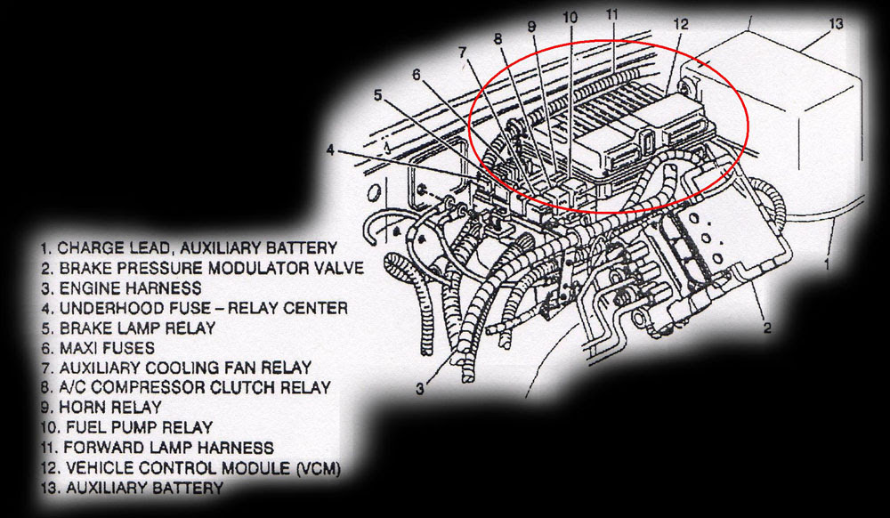 2002 Gmc Envoy Engine Wiring Diagram