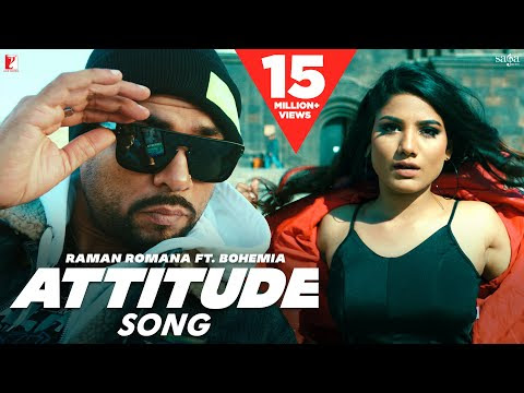 Attitude   Raman Romana   BOHEMIA   Mr WOW   New Punjabi Song 2020