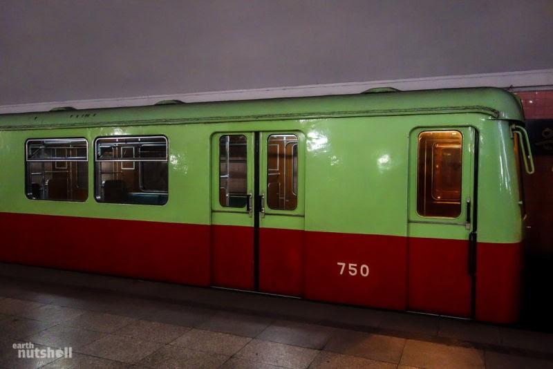 Trens foram comprados na Alemanha (Foto: Elliott Davies)