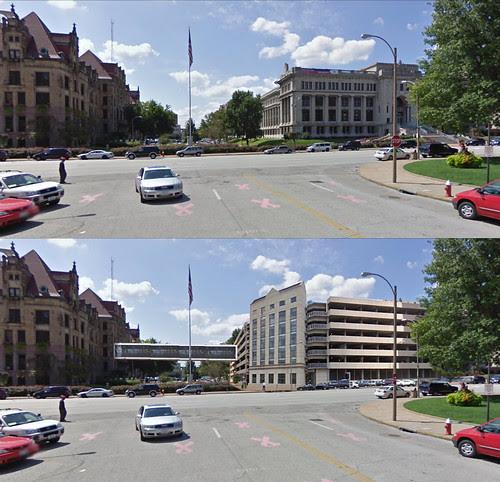 New St. Louis Municipal Gagage