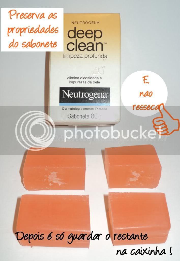 Sabonete Deep Clean Neutrogena