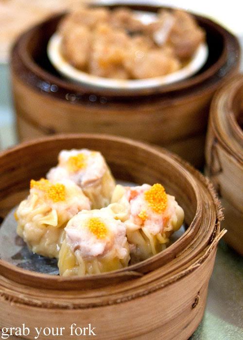 siu mai pork dumplings yum cha dim sum east ocean chinatown haymarket
