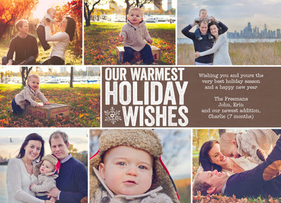 30% off Holiday Cards & Invitations at Cardstore! Includes Thanksgiving, Hanukkah, Christmas, Season