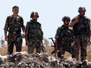 مصدر عسكري: الجيش يعيد انتشاره بمحيط جسر الشغور تجنباً لوقوع ضحايا مدنيين