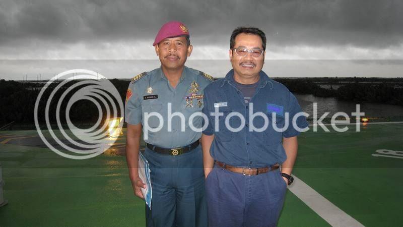 The Captain  & Me