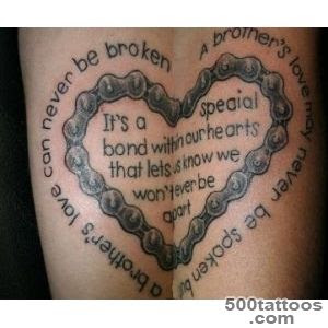 Chain Tattoo Designs Ideas Meanings Images