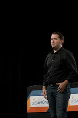 "Richard Bair, Technical Keynote ""JavaFX"", JavaOne 2011 San Francisco"