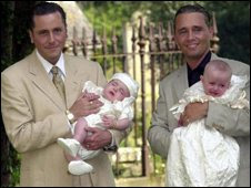 Children with two 'fathers'