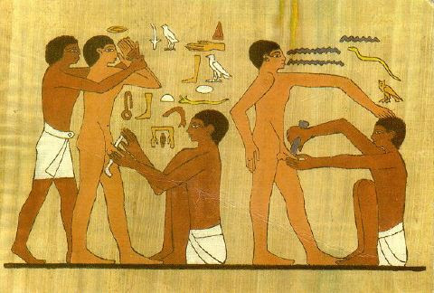 Fichier:Circumcision Sakkara 3.jpg