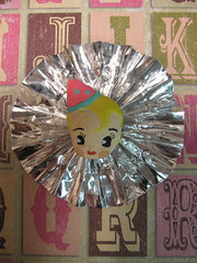 The Tin Doll Rosettes!