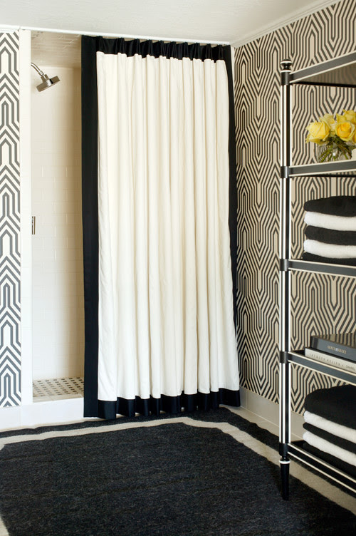 Glenwood Residence eclectic bathroom