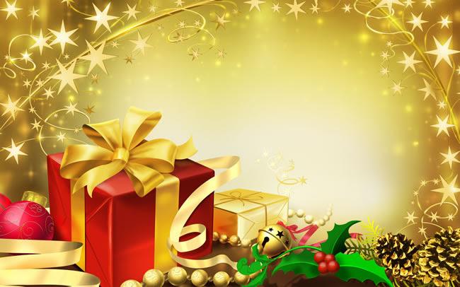 クリスマスの特大壁紙が150個くらい無料でダウンロードできるサイト二