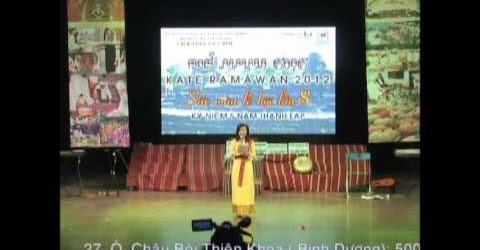 Chương trình văn nghệ Katé & Ramâwan 2012 _ Part 2