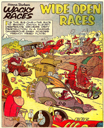 Wacky Races #2