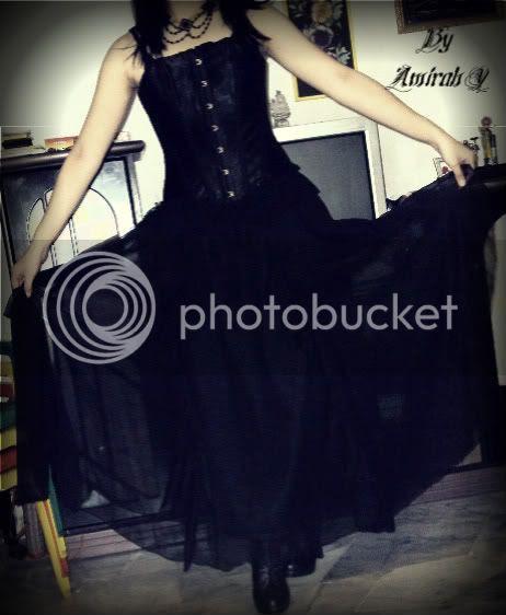 dress,gothic dress,goth