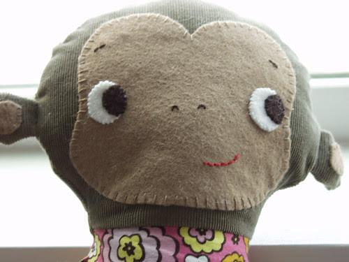 Eve's Molly Monkey