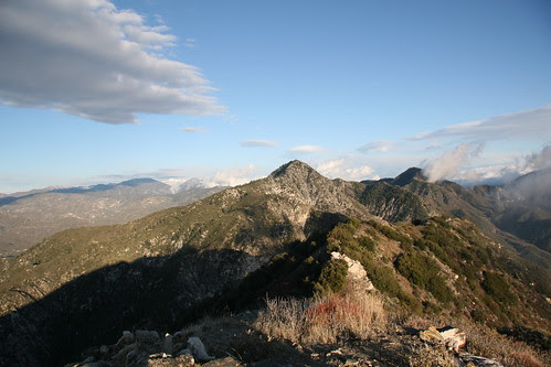 View from Josephine Peak
