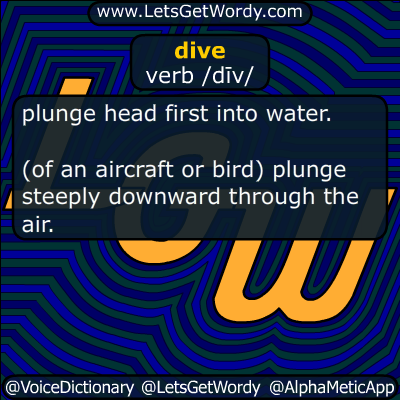 dive 08/16/2016 GFX Definition