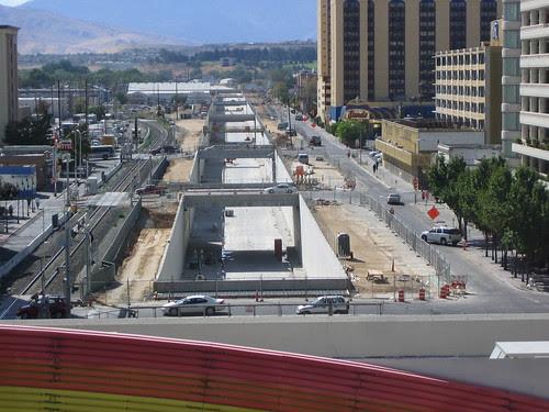 Reno Retrac project