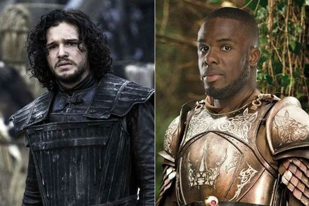 Anichebe Slams Kit Harington, 'Game Of Thrones' Actor For Snubbing Him