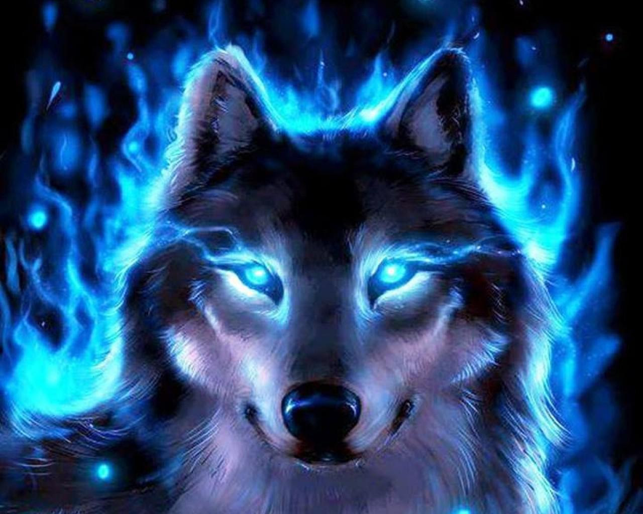 cool backgrounds wolves