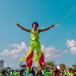 Small Turnout For Scarborough Mud Mas - Trinidad News