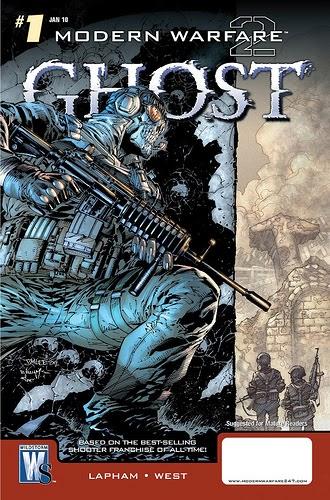 Call Of Duty Modern Warfare Comics