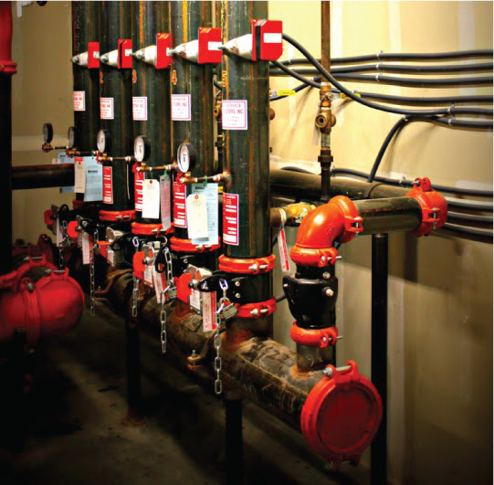 Residential Commercial Fire Sprinkler Systems Afp Systems