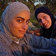 Palestinian university students -- Zababdeh, West Bank