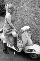 60's Scooter