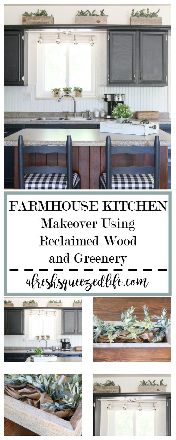 Farmhouse Kitchen | A Fresh Squeezed Life