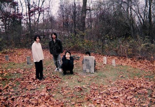 luckycomehawaii 拍攝的 Melt-Banana 1996 Michigan。