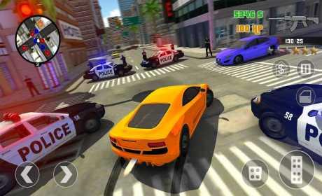 Clash of Crime Mad City War Go