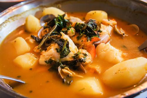 Lisbon 2012: Part 1 Fish Stew