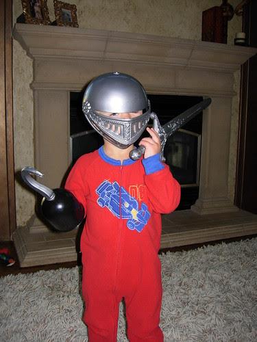 Garrett the Knight