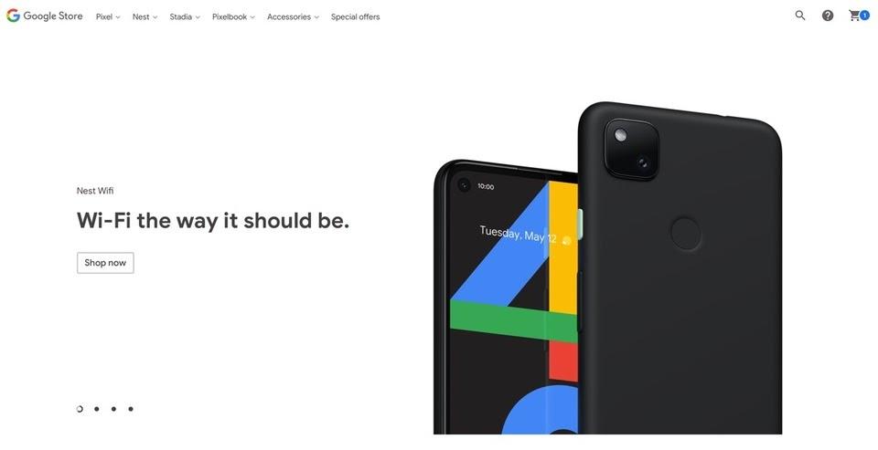 Google Pixel 5 Wifi 6