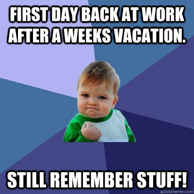 First Day At Work After Vacation Quotes Ataccs Kids