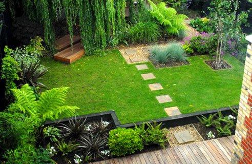 Home Interior Design on Garden Design   Home Interior Design  Kitchen And Bathroom Designs