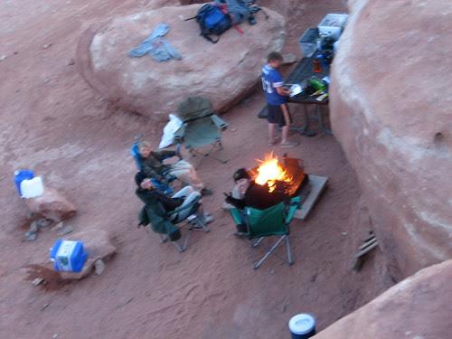 Lockhart Campground 05.03.08