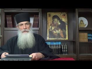 π. Αρσένιος Βλιαγκόφτης, Κυριακή Τελώνου και Φαρισαίου. Η υψοποιός  ταπείνωση. | NewsNowgr.com